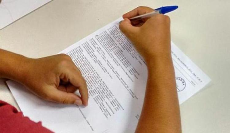Provas objetivas e discursivas serão aplicadas em todas as capitais do Brasil - Foto: Iloma Sales | Ag. A TARDE