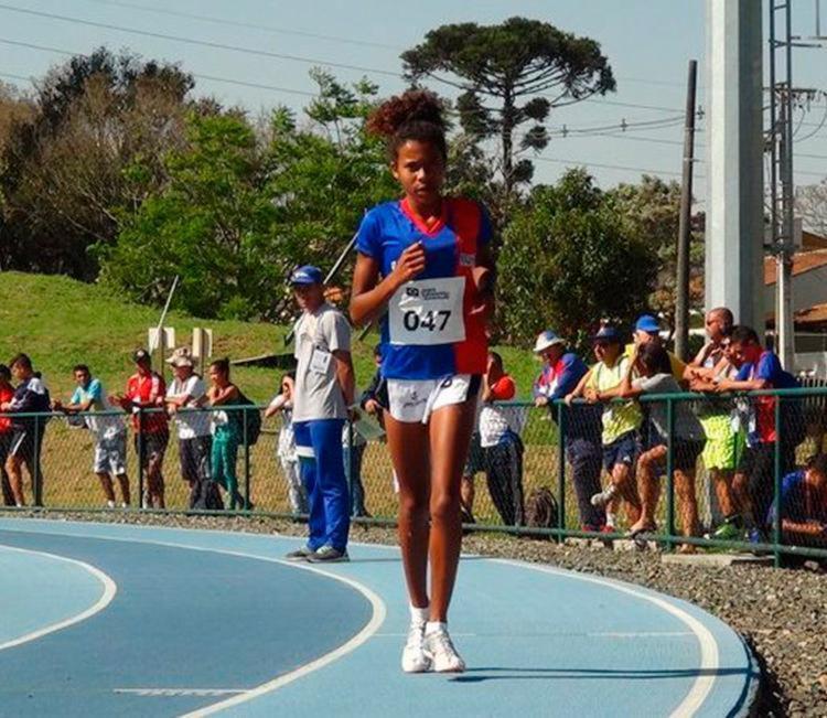 Évila chegou em segundo lugar nos Jogos Escolares da Juventude 2017 - Foto: Divulgação   Sudesb