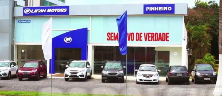 Pinheiro Lifan inaugura nova concessionária na Paralela - Foto: Divulgação
