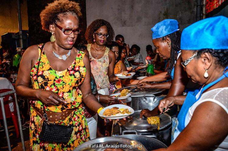 Bloco reunirá amigos, foliões e amantes do seu tradicional caruru - Foto: Fafá Araújo l Divulgação