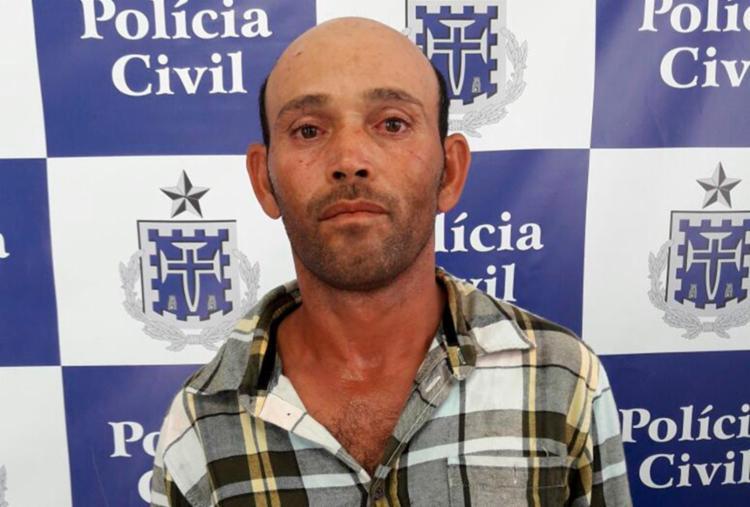 José Cleílson disse que atacou a mulher somente por ela estar usando um short - Foto: Divulgação | Polícia Civil