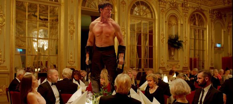 Filme sueco The Square, de Ruben Östlund, vencedor da Palma de Ouro, é um dos destaques - Foto: Divulgação