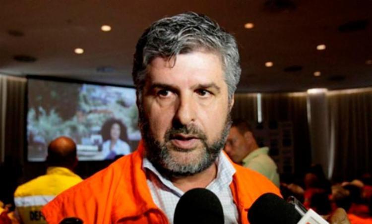 Gustavo Ferraz é ex-diretor da Defesa Civil de Salvador - Foto: Adilton Venegeroles | Ag. A TARDE