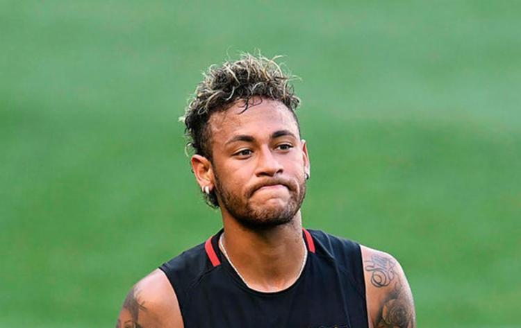 Neymar não quitou tributos como pessoa física e usou empresas da família para pagar menos imposto - Foto: Jewel Samad   AFP