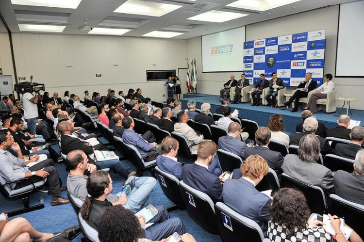 Representantes de países europeus participam de encontro destinado a estruturar ações de sustentabilidade - Foto: João Alvarez l ASN Bahia l Divulgação