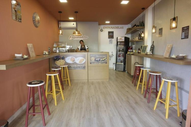 A empanadelas vende 10 sabores salgados de empanada e dois doces - Foto: Adilton Venegeroles / Ag. A TARDE