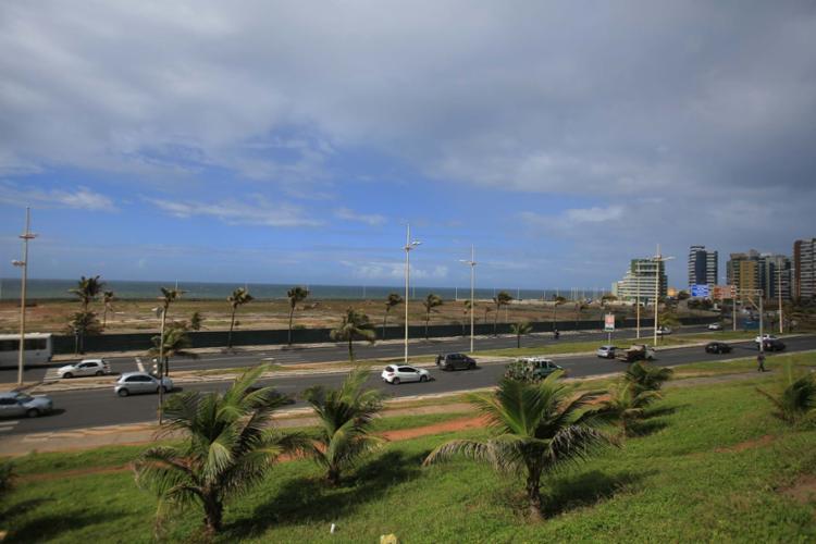 O equipamento vai ocupar o antigo Aeroclube, com exceção do Parque do Ventos - Foto: Joá Souza   Ag. A TARDE   24.07.2017