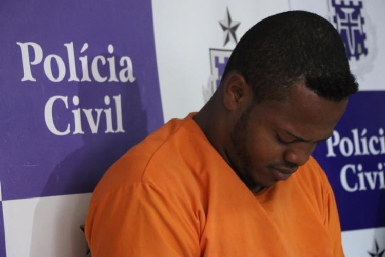 João não quis falar com a imprensa - Foto: Alberto Maraux | Divulgação | SSP