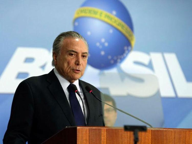 Temer se pronunciou sobre caso no Twitter - Foto: Valter Campanato | Ag. Brasil