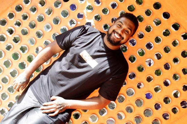 O rapper Baco Exu do Blues construiu seu novo disco, Esú, como uma saga em três atos - Foto: Mila Cordeiro / Ag. A TARDE
