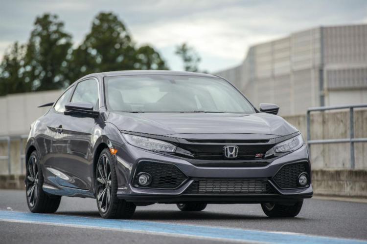 Si 2018 tem motor 1.5 turbo de 208 cv, câmbio manual e carroceria cupê de duas portas - Foto: Honda | Divulgação