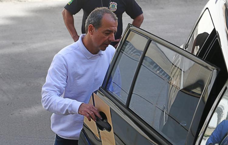 Juiz decidiu transferir o ex-governador a pedido do Ministério Público - Foto: Fábio Motta l Estadão Conteúdo