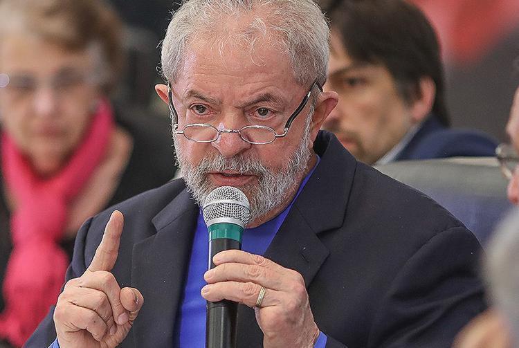 Lula diz que Dilma não cumpriu o que prometeu - Foto: Ricardo Stuckert l Fotos Públicas l 15.8.2017