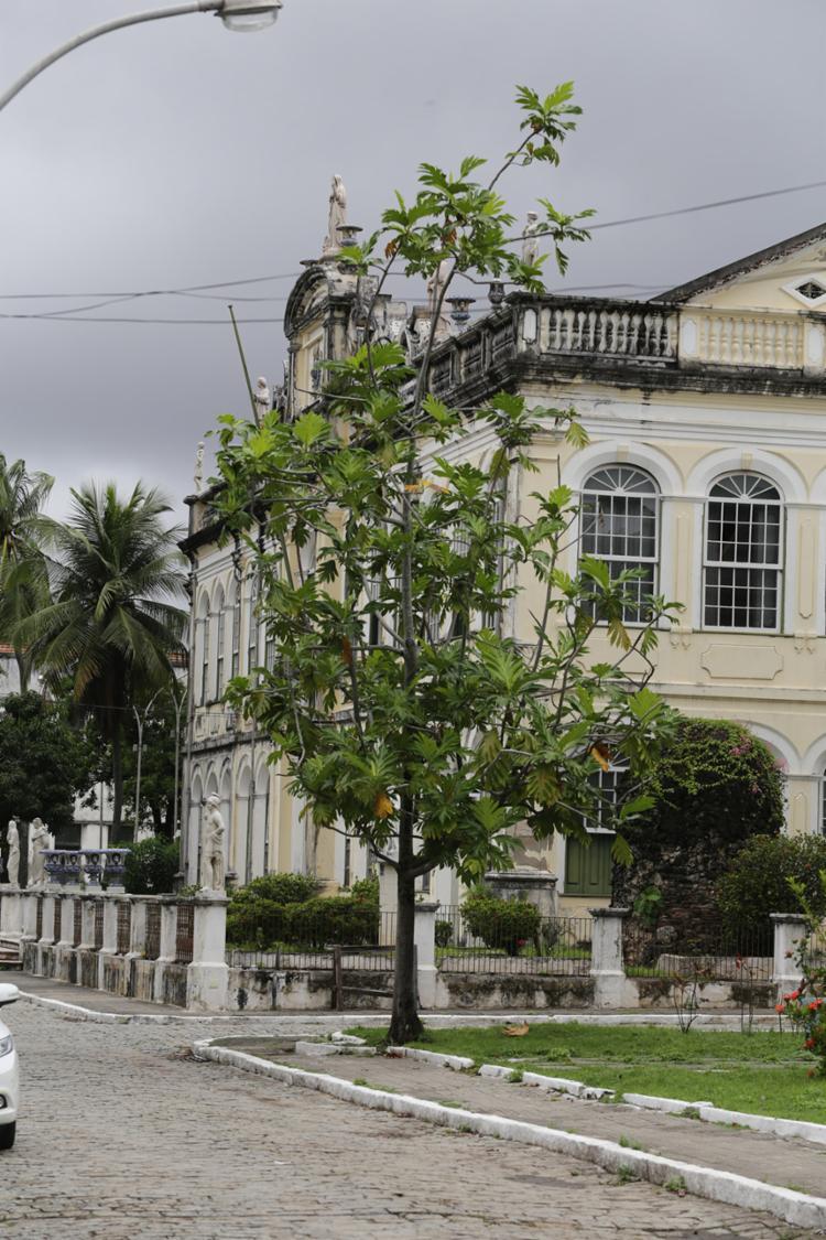 Abrigo Dom Pedro II espera por reforma desde 2008 - Foto: Xando Pereira | Ag. A TARDE | 05.05.2017