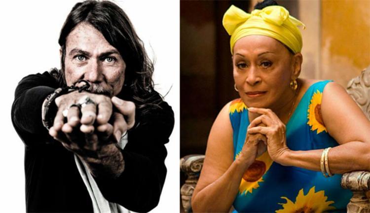 Lenine e Omara Portuondo são destaques na programação - Foto: Divulgação