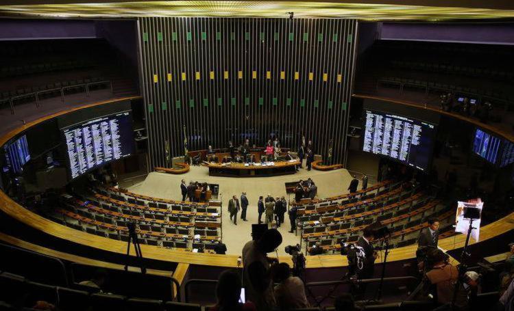 Base governista tenta garantir quórum para votação da segunda denúncia contra o presidente Michel Temer - Foto: José Cruz | Agência Brasil