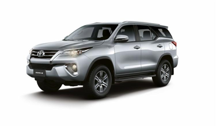 SW4 tem visual externo rebuscado demais para um interior careta - Foto: Toyota | Divulgação