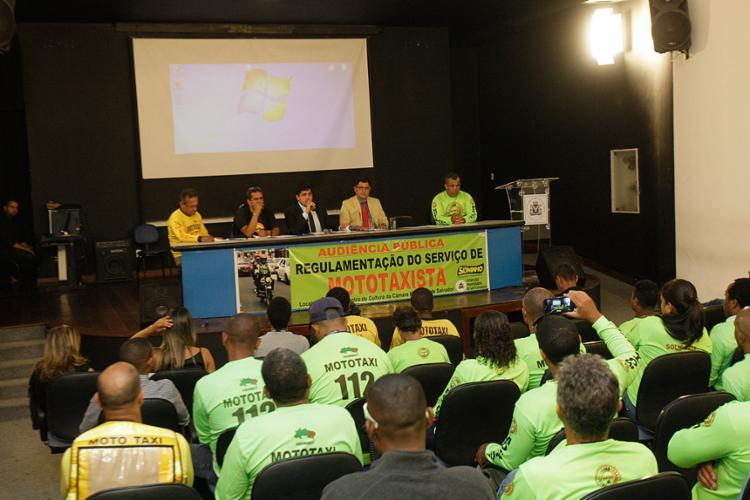 Audiência foi realizada na manhã desta quarta-feira, 25, no auditório da Câmara Municipal - Foto: Margarida Neide l Ag. A TARDE