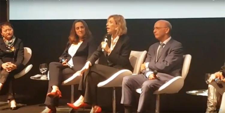 A apresentadora e jornalista Marília Gabriela foi convidada para debater o tema - Foto: Reprodução l YouTube l ATARDETV