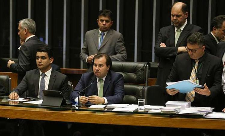 Deputados se reúnem nesta quarta-feira, 25, para votar denúncia contra Temer e ministros - Foto: Agência Brasil   24.10.2017