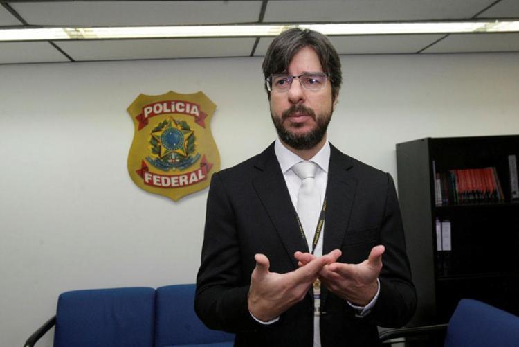 Daniel Justo Madruga disse que policiais federais vão acompanhar aplicação da prova - Foto: Margarida Neide | Ag. A TARDE | 27.10.2017
