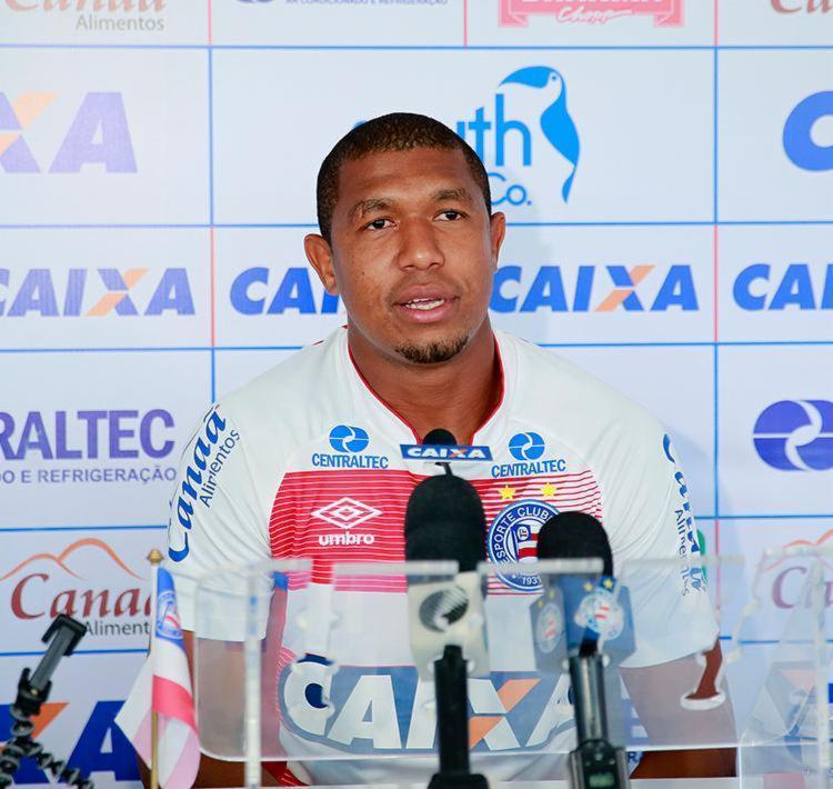 Jogador estava afastado do grupo principal - Foto: Felipe Oliveira | EC Bahia