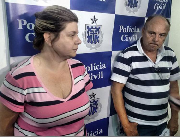 Solange Geroldo e José Vicente Cavazinee cobravam até R$ 3 mil por vaga - Foto: Raul Aguilar l Ag. A TARDE