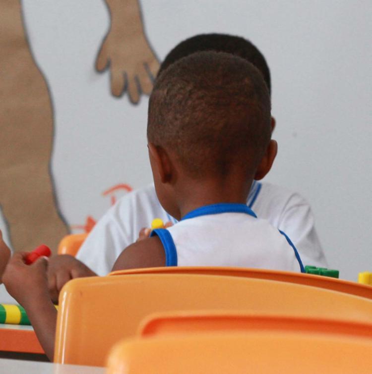 Índices alcançados por alunos baianos são piores que as médias nacional e regional - Foto: Joá Souza | Ag. A TARDE