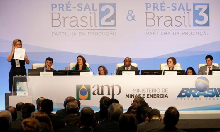 As três rodadas dos leilões atraíram as maiores empresas petroleiras do mundo - Foto: Tomaz Silva | Agência Brasil
