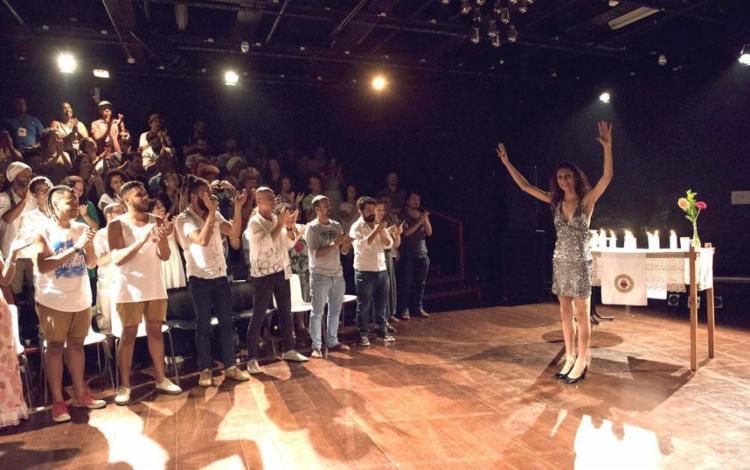Espetáculo aconteceu no Instituto Cultural Brasil Alemanha (ICBA), no Corredor da Vitória - Foto: Divulgação | Fiac-Ba