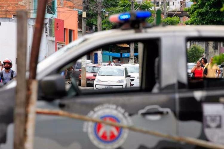 Bahia permanece entre os estados com maior número de homicídios dolosos, latrocínios e lesões corporais seguida de morte - Foto: Edilson Lima | Ag. A TARDE
