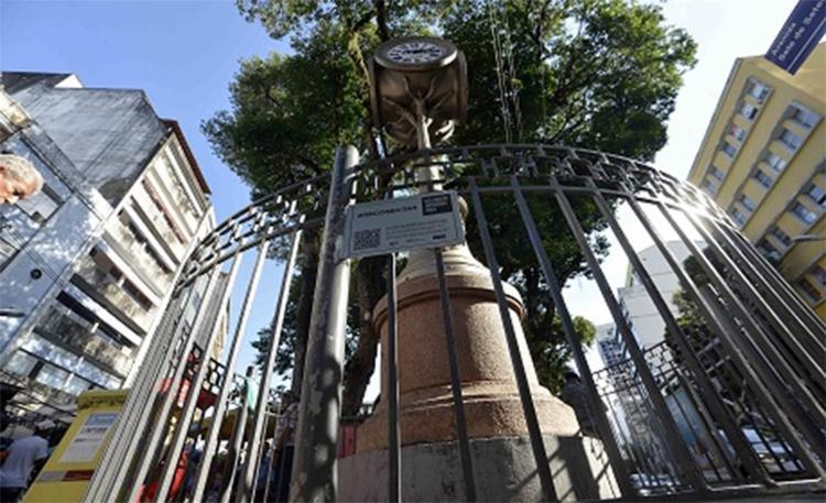 Relógio de São Pedro está entre os novos identificados - Foto: Divulgalção l Secom-PMS