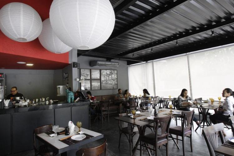 O Ko Phai, no Rio Vermelho, oferece rodízio com pratos do Japão, Tailândia e Índia - Foto: Margarida Neide / Ag. A TARDE