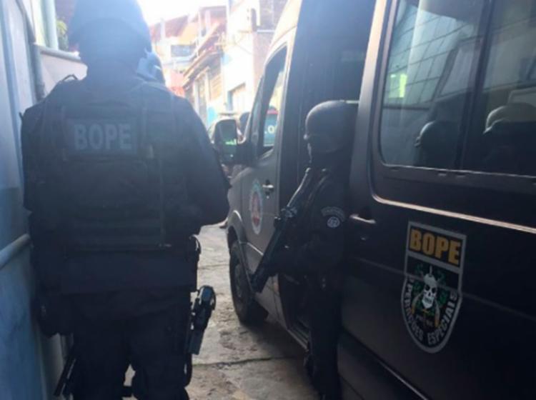 O caso teve início na tarde desta segunda-feira, 30, no bairro de Cajazeiras X - Foto: Divulgação | SSP-BA