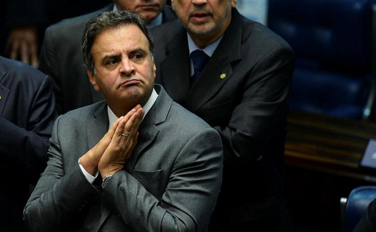 Senado decide se mantém decisão do STF sobre Aécio - Foto: Andressa Anholete