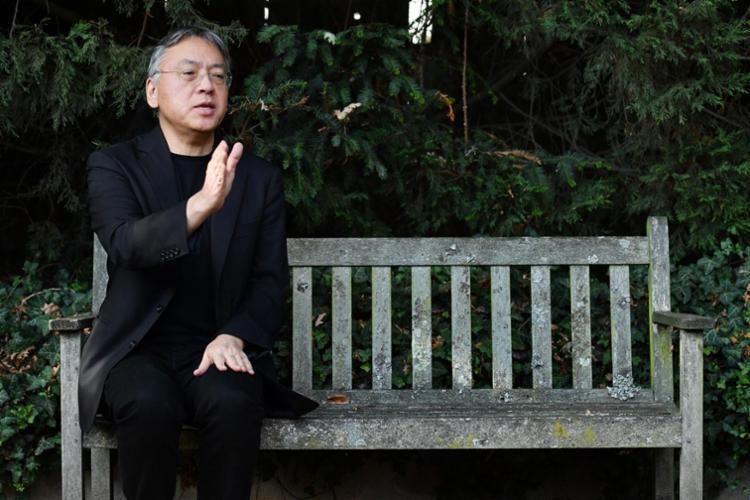 Kazuo Ishiguro, 62 anos, disse que é uma