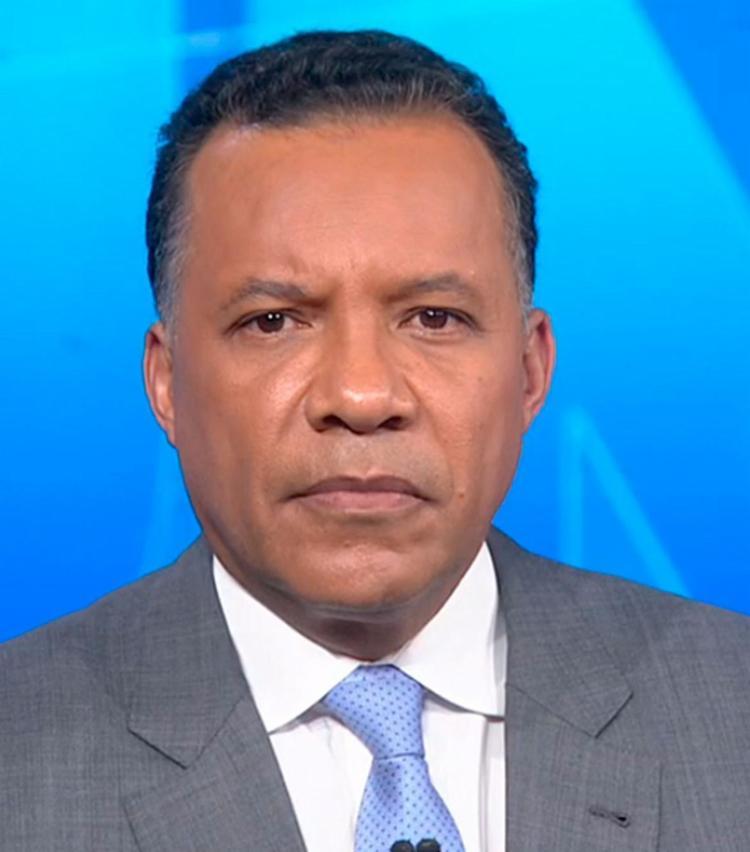 o apresentador Heraldo Pereira leu o pedido de desculpas - Foto: Reprodução   TV Globo