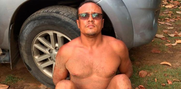 Suspeito já cumpriu 15 anos de prisão por assaltos a banco, segundo a polícia - Foto: Divulgação   SSP-BA