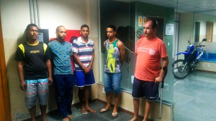 Polícia investiga se há relação da quadrilha com as apreensões de drogas em rodovias federais - Foto: Divulgação | SSP-BA
