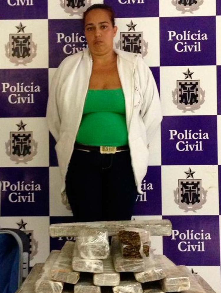 Edjane foi descoberta após a polícia receber uma denúncia anônima - Foto: Divulgação | Polícia Civil
