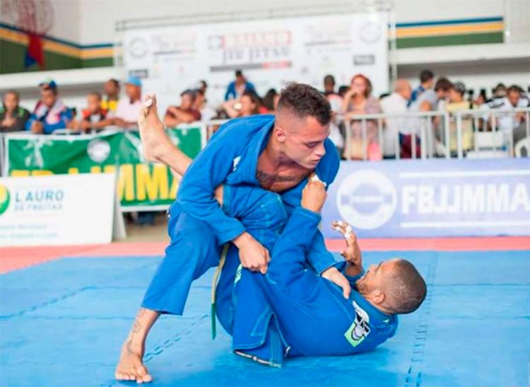 David Melo já tem seis medalhas de ouro na carreira esportiva - Foto: Arquivo Pessoal
