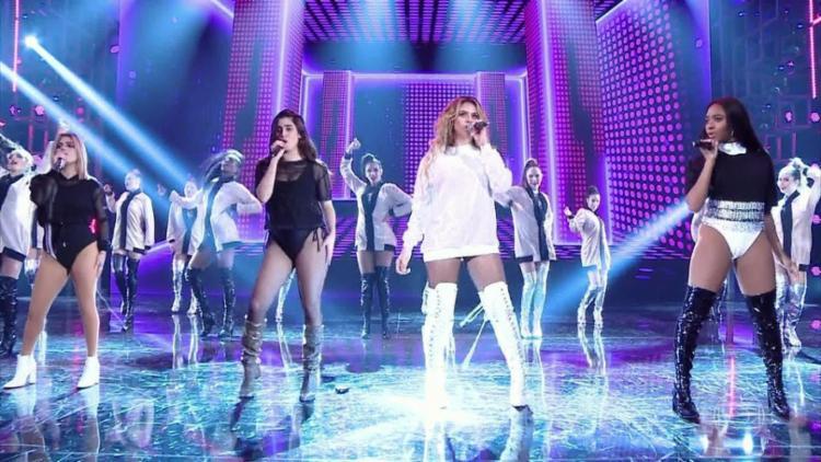 O grupo cantou seus sucessos no Ding Dong - Foto: Divulgação | GShow