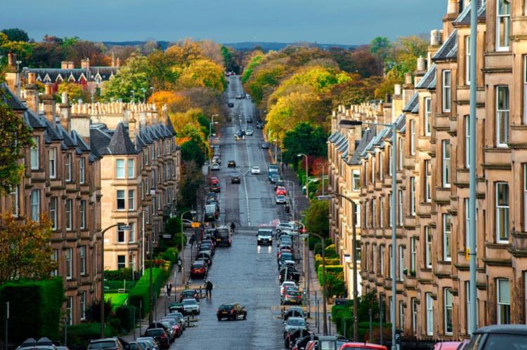 A Escócia é 100 vezes menor do que o Brasil e com uma população que é somente o dobro da cidade de Salvador - Foto: Divulgação