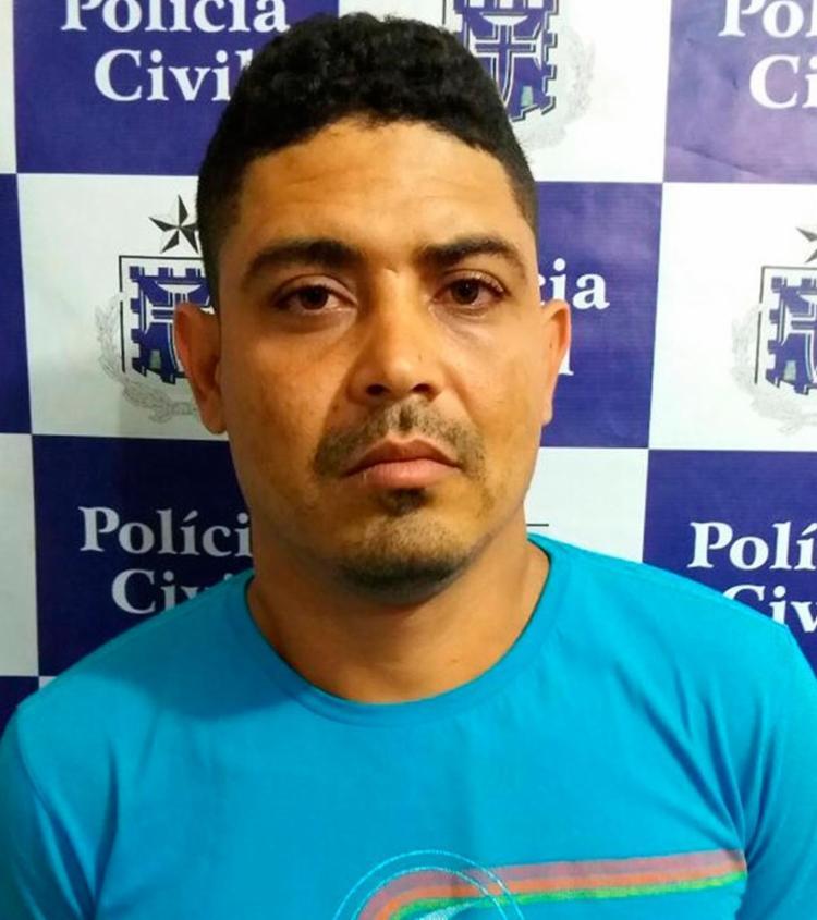 Ele também seria o mandante de oito homicídios na região - Foto: Divulgação | Polícia Civil