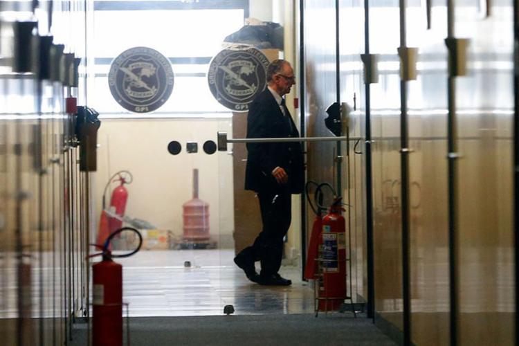 Ex-presidente do COB foi preso acusado de corrupção - Foto: Tânia Rêgo l Agência Brasil