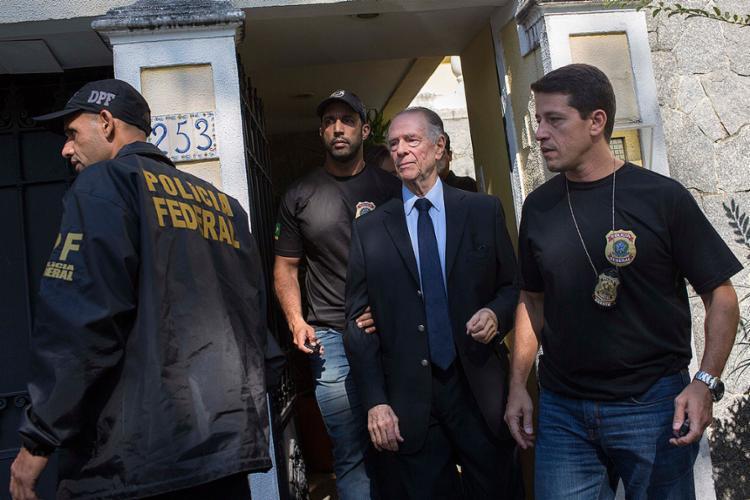 Ex-presidente do COB, agora, terá de ficar preso até nova decisão da Justiça - Foto: Mauro Pimentel l AFP