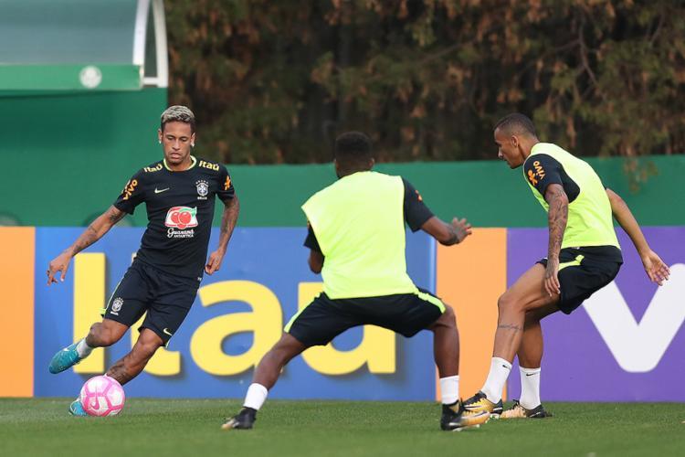 Brasil faz a última partida oficial antes da Copa do Mundo na Arena Palmeiras, contra o Chile - Foto: Lucas Figueiredo l CBF l Divulgação