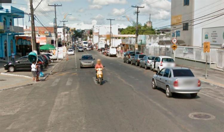 O último homicídio foi por volta das 23h deste domingo, 8, na avenida Radial A - Foto: Reprodução   Google Maps