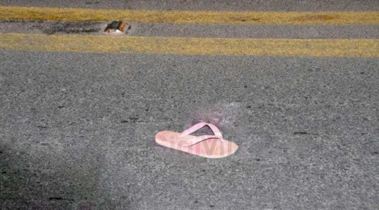 Polícia investiga se idosa cometeu suicídio ou se foi atropelada antes por outro veículo - Foto: Reprodução | Sigi Vilares