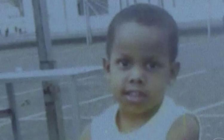 Matheus, 5 anos, morreu na madrugada desta segunda - Foto: Reprodução | TV Globo